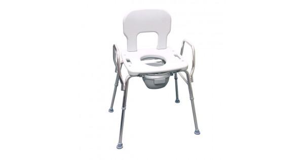 discr tion chaise aisance douche si ge de toilette bariatrique. Black Bedroom Furniture Sets. Home Design Ideas