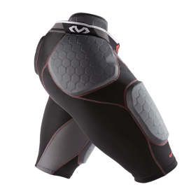 McDavid Rival Pro 5-Pad Protection Padded Girdle Short Adult