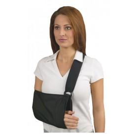 Padded Arm Sling Black Universal MedSpec