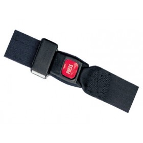 Padded Gait Transfer Belt - Auto Buckle