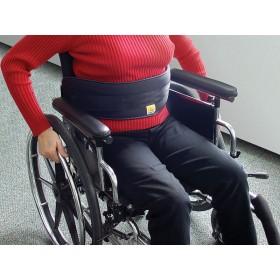 Padded Wheelchair Belt
