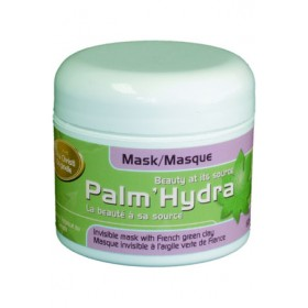 Palm'Hydra Mask cream mask with green clay
