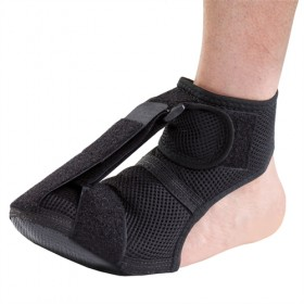 Plantar Fasciitis Foot Brace Adjustable One Size by Mueller