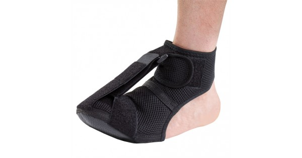 Plantar fasciitis foot brace adjustable one size by mueller - Bedroom slippers for plantar fasciitis ...