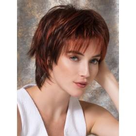 Play Women Wig Synthetic Hair Short Wavy by Ellen Wille