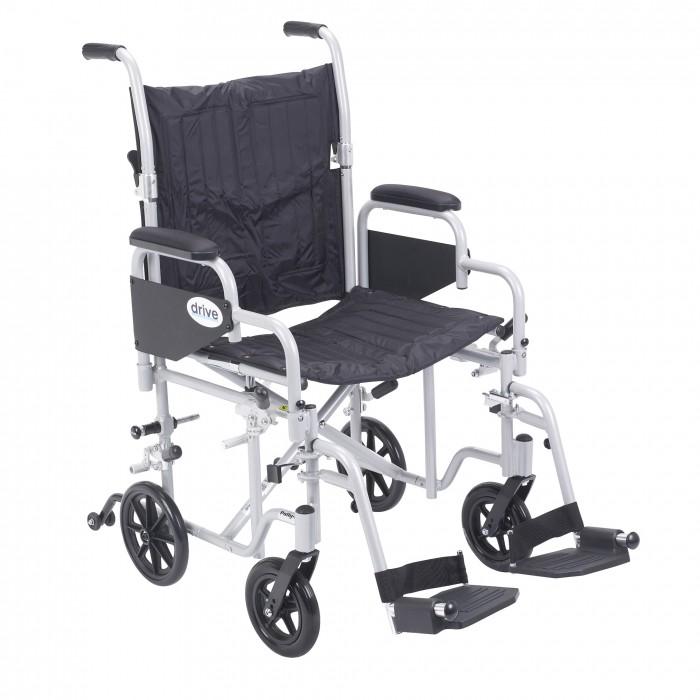 Fauteuil roulant convertible en fauteuil de transport tr s l ger et compact p - Fauteuil convertible fly ...