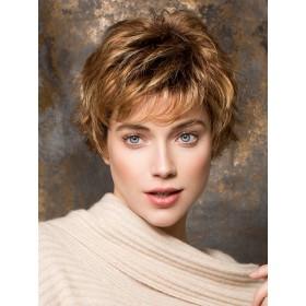 Push Up Women Wig Synthetic Hair Short Wavy by Ellen Wille