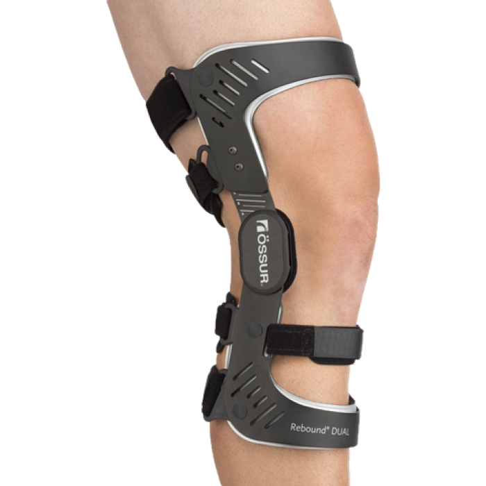 050dd21294 Rebound Dual Knee Brace for Ligaments Injury by Ossur