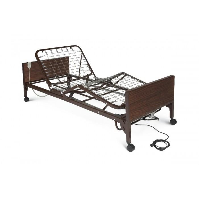 lit lectrique partiellement d 39 h pital deluxe medlite. Black Bedroom Furniture Sets. Home Design Ideas
