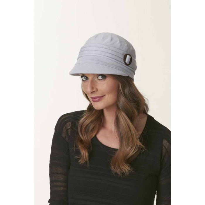 6fddbc2b7 Cotton Full Coverage Hat for Chemo Hair Loss
