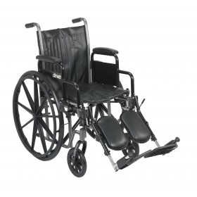 Low Price Wheelchair Silver Sport 2 with Various Options