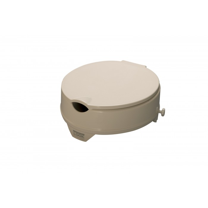 Pleasant Superior Quality Raised Toilet Seat Riser 4 With Lid Look Uwap Interior Chair Design Uwaporg