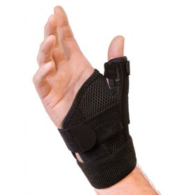 Thumb Stabilizer Splint with 2 Stays Mueller