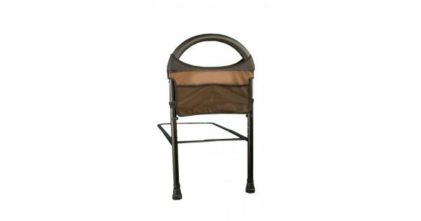barre de lit pour personne ag e universelle avec rangement. Black Bedroom Furniture Sets. Home Design Ideas