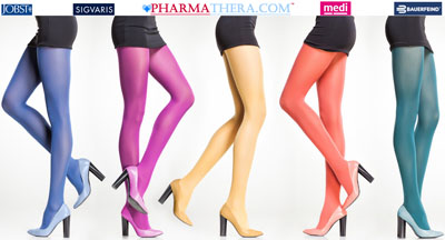 Discount compression pantyhose