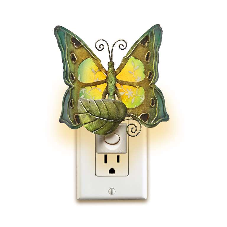 Decorative Night Light Butterfly
