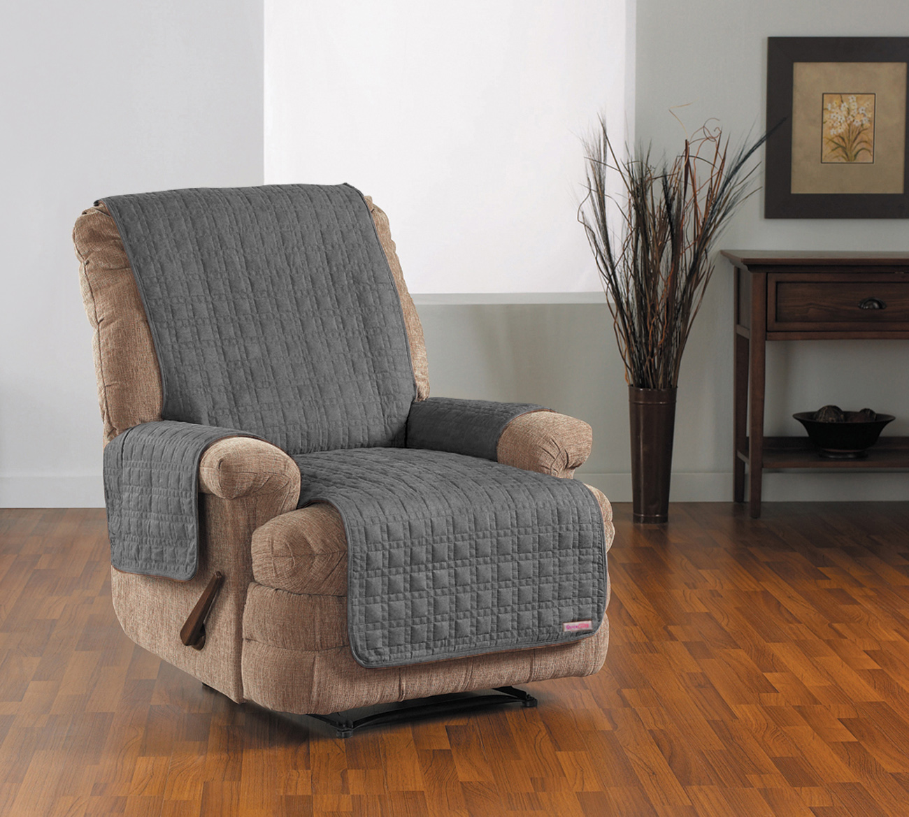Recliners Chair Furniture Protector 28inch For Stains Pets